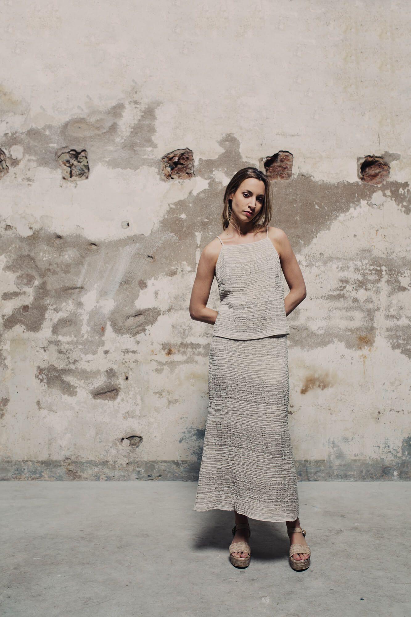 diseñadora-de-moda-Spring - Summer 2018
