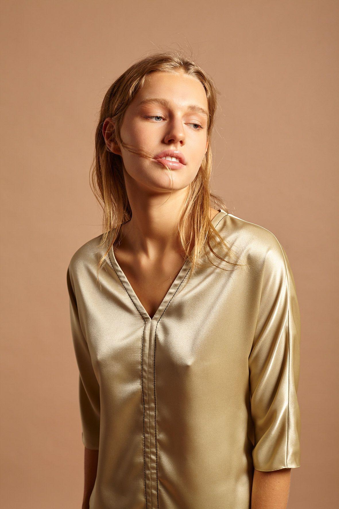 diseñadora-de-moda-Carolina Blouse
