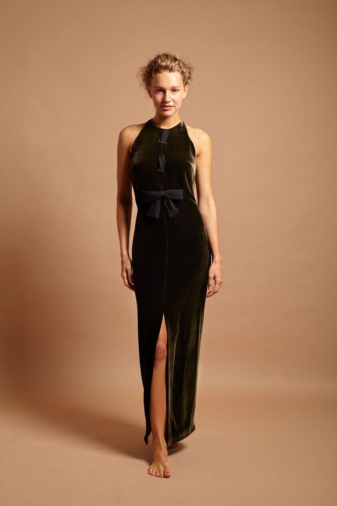 diseñadora-de-moda-Vestido Lara