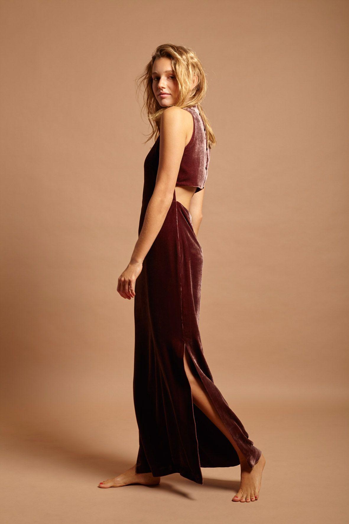 diseñadora-de-moda-Aurora Dress