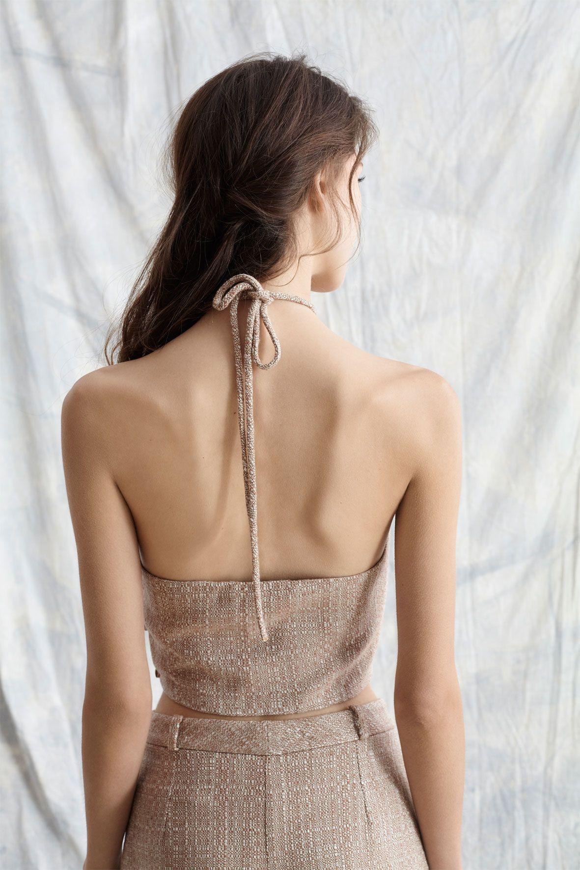 diseñadora-de-moda-Cleo Top