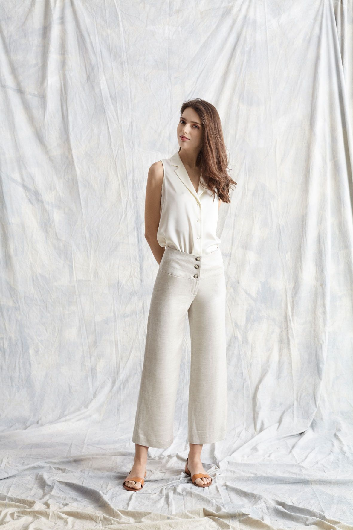 diseñadora-de-moda-Pantalón Gala