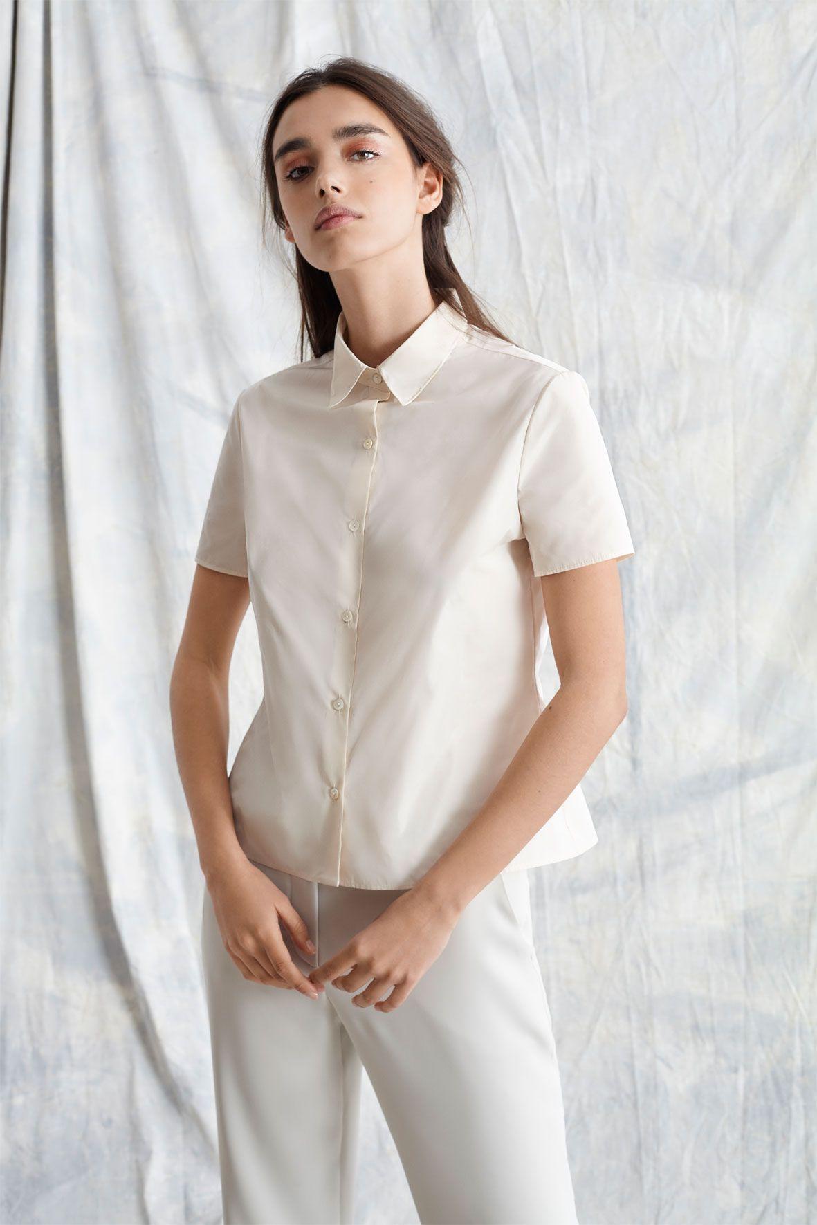 diseñadora-de-moda-Camisa Rosetta