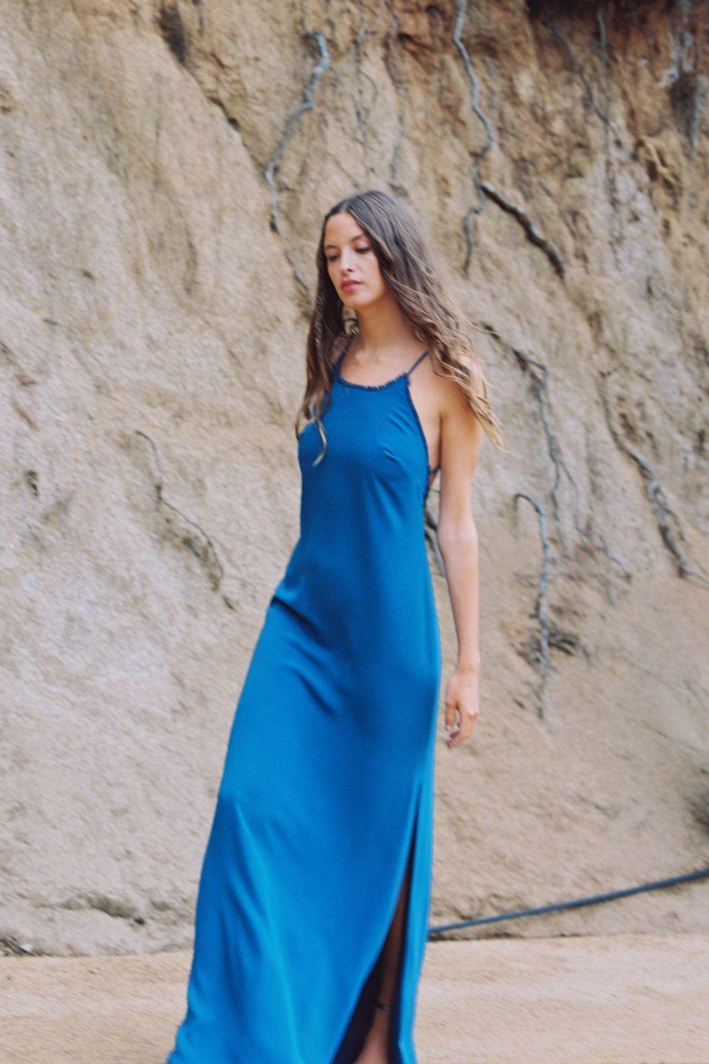 diseñadora-de-moda-Donna Dress