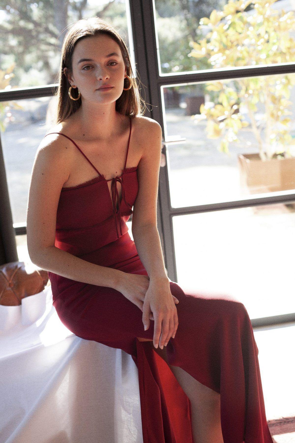 diseñadora-de-moda-Vestido Dakota