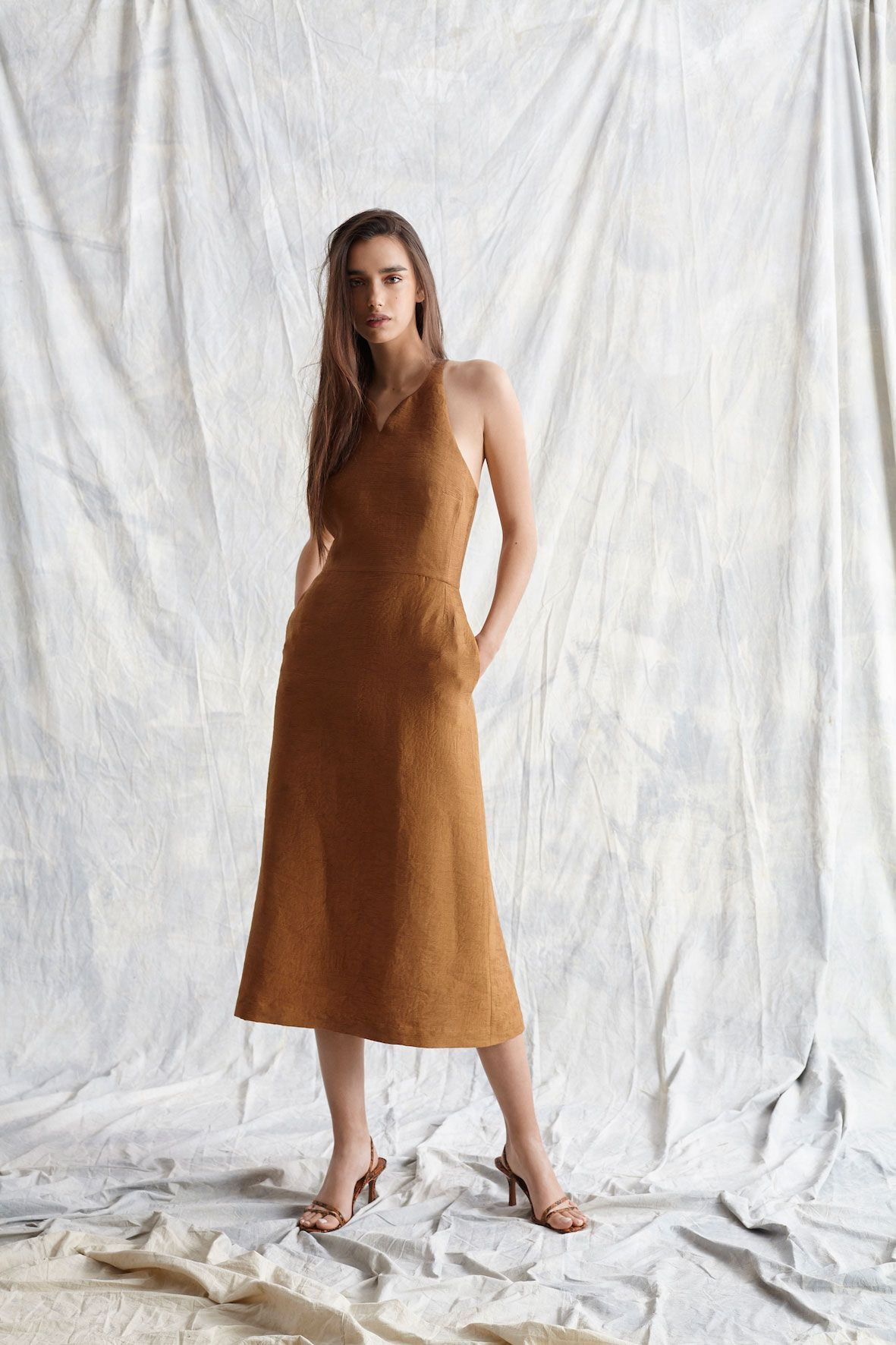 diseñadora-de-moda-Fiona Dress