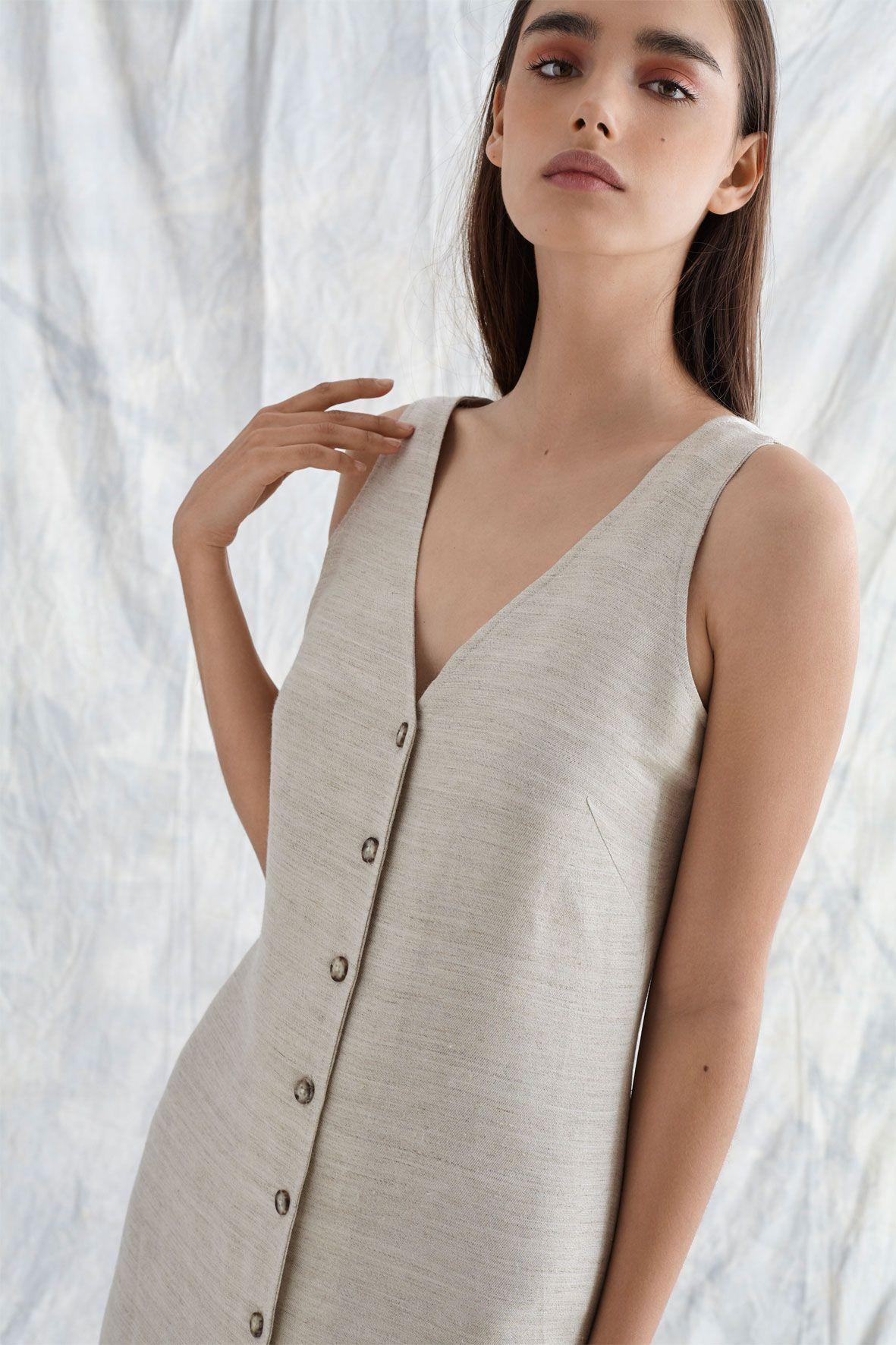 diseñadora-de-moda-Vestido Olivia