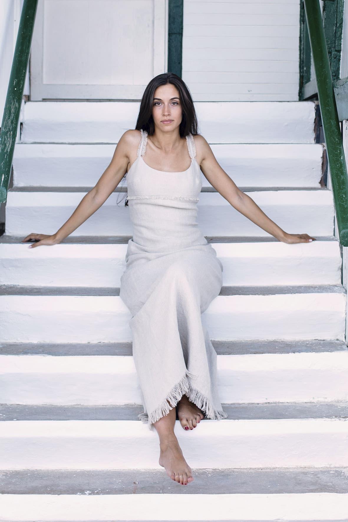 diseñadora-de-moda-Regina Dress