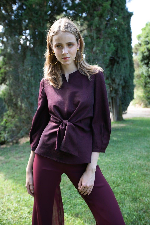diseñadora-de-moda-Top Lena