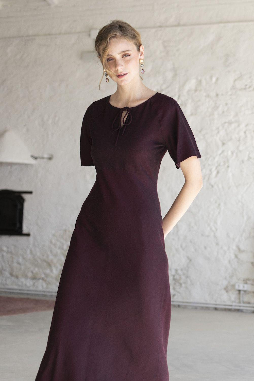 diseñadora-de-moda-Vestido Diana