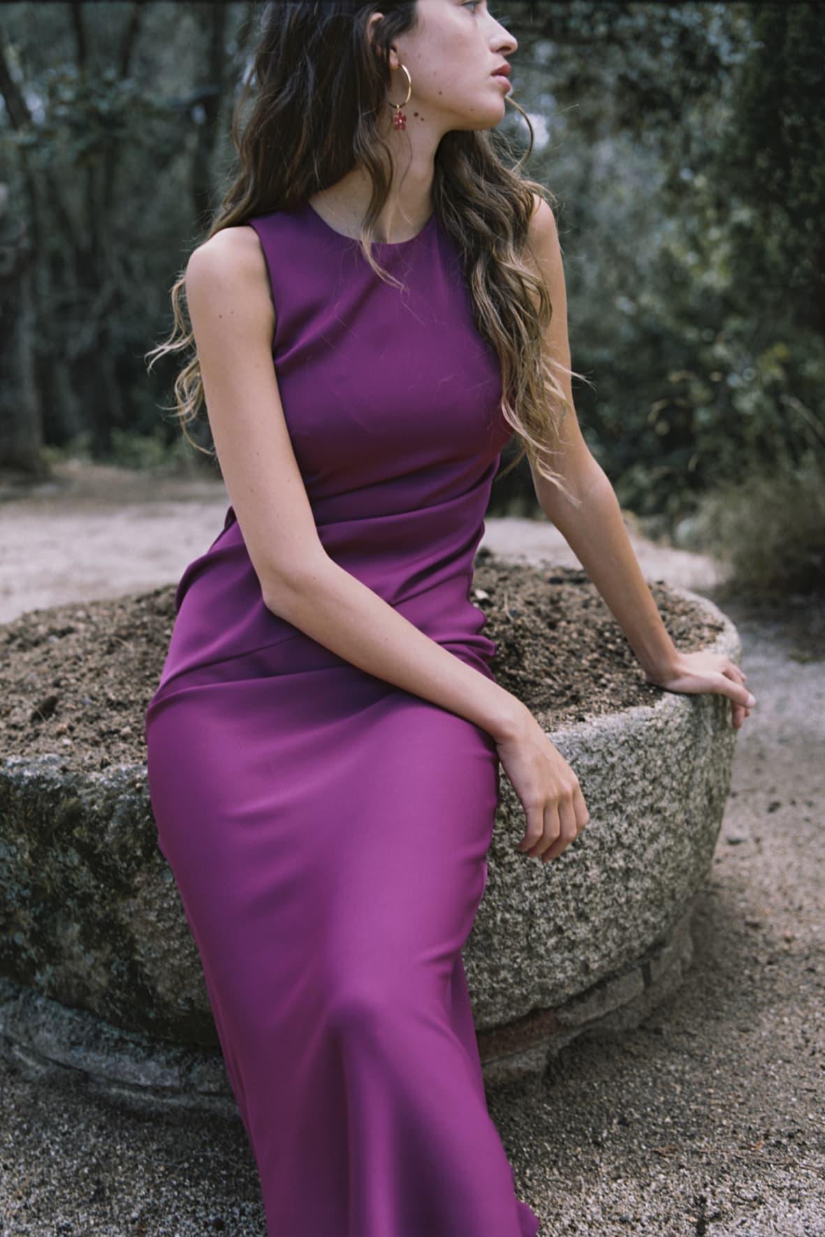 diseñadora-de-moda-Colette Dress
