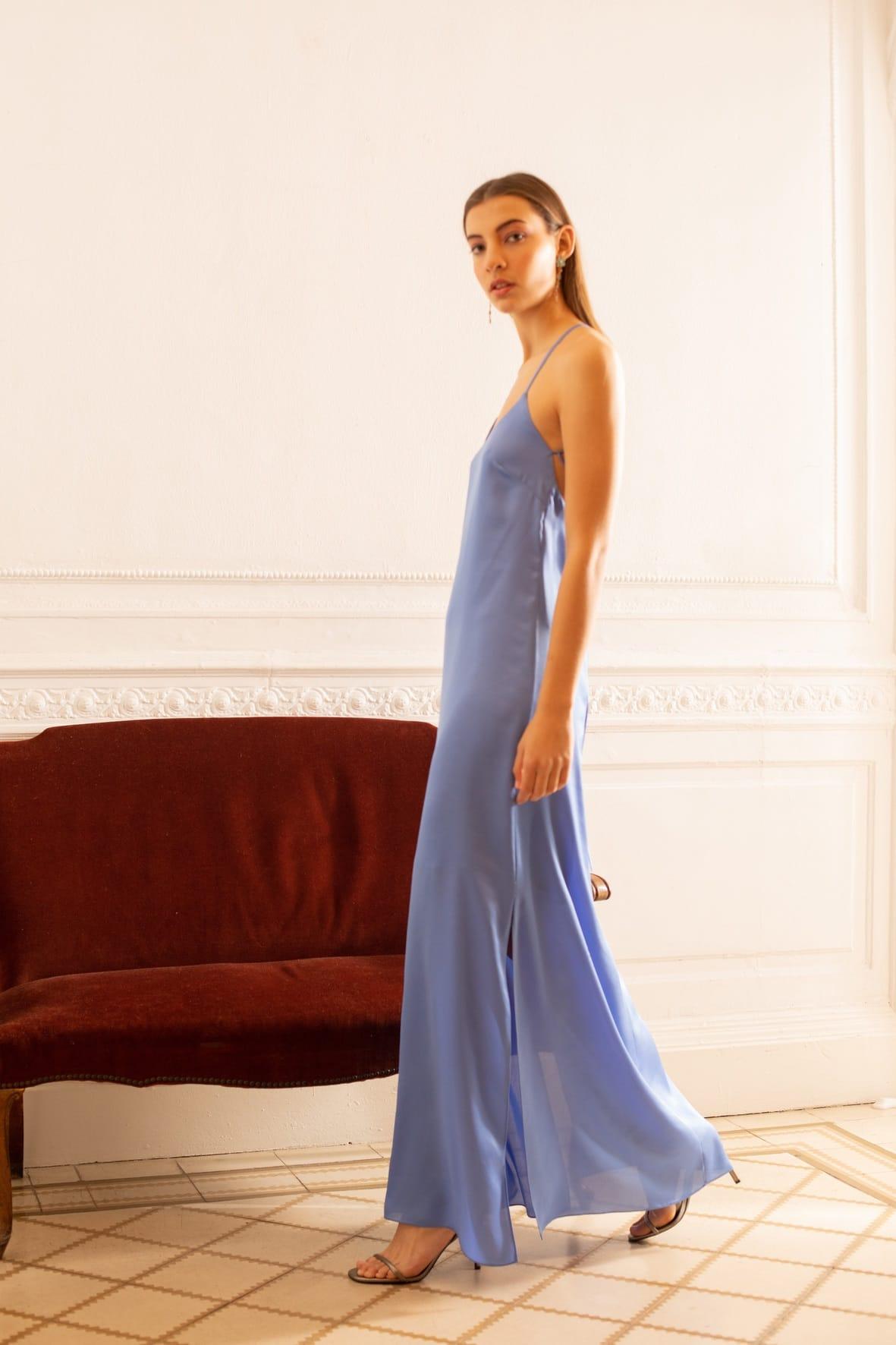 diseñadora-de-moda-Vestido Allegra
