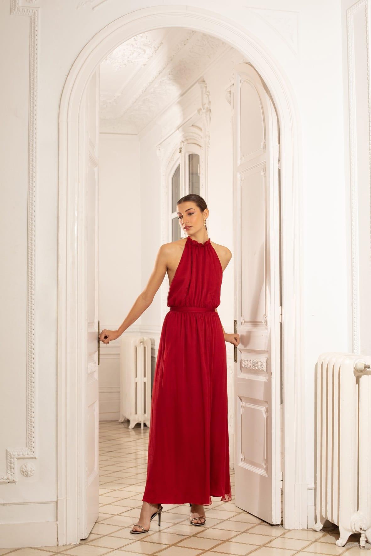 diseñadora-de-moda-Vestido Marie Bambula