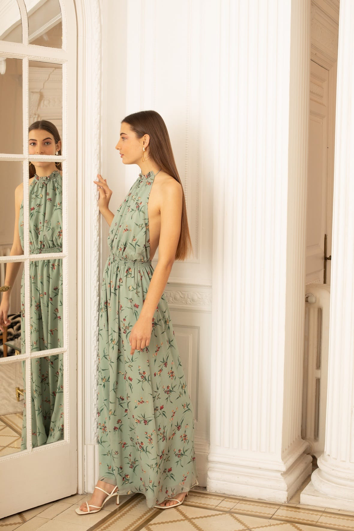diseñadora-de-moda-Vestido Marie Estampado