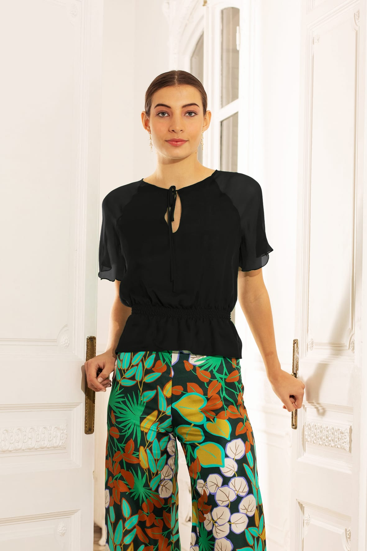 diseñadora-de-moda-Top Alice