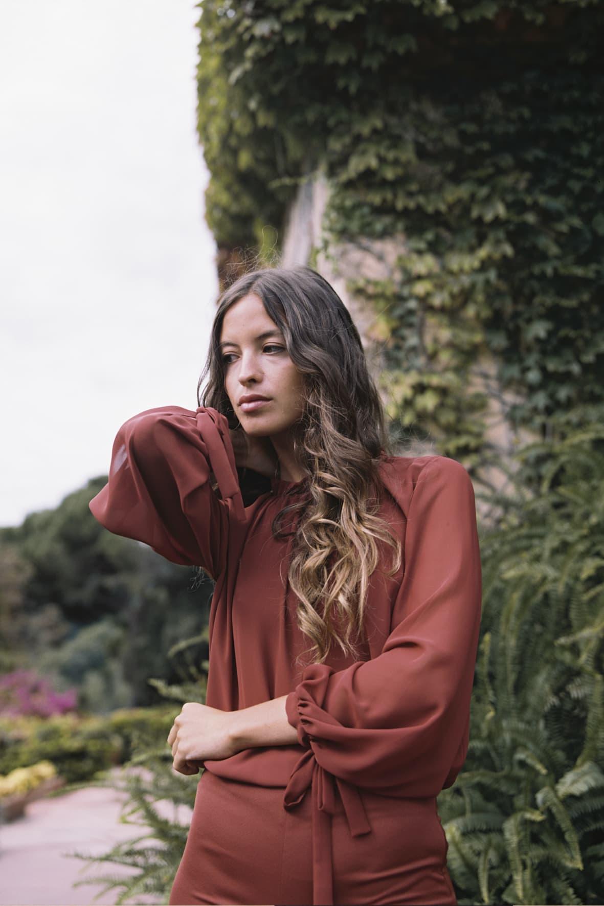 diseñadora-de-moda-Desirée Blouse