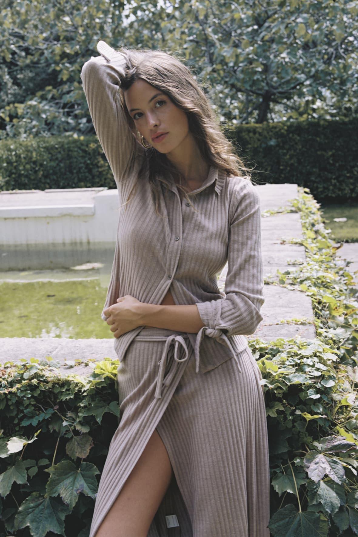 diseñadora-de-moda-Camisa Celia