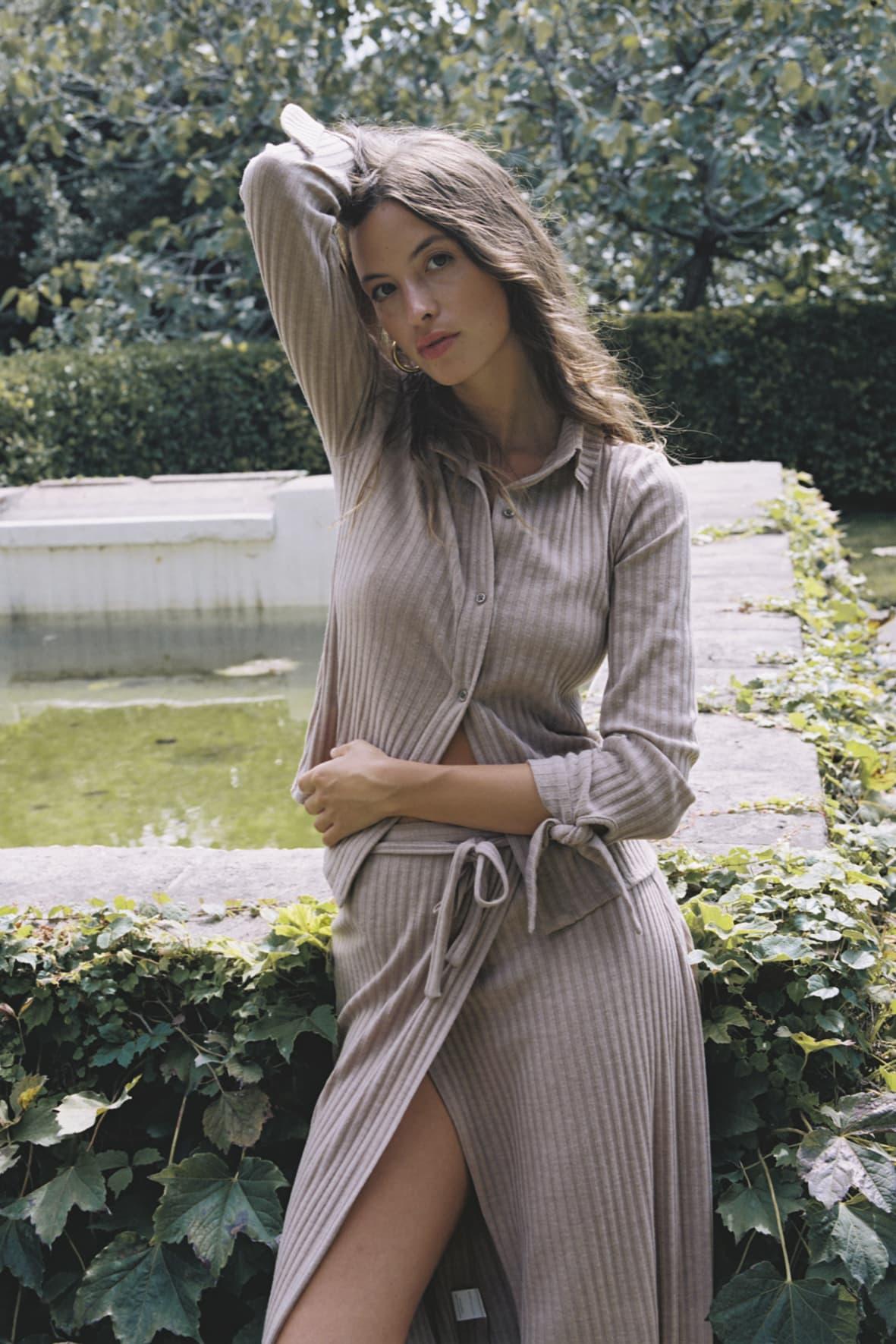diseñadora-de-moda-Falda Roma