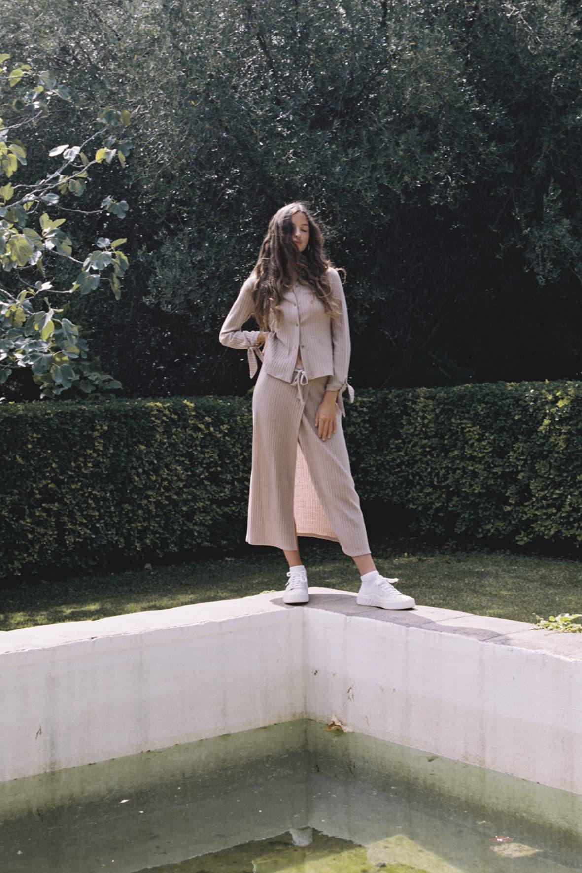 diseñadora-de-moda-Roma Skirt