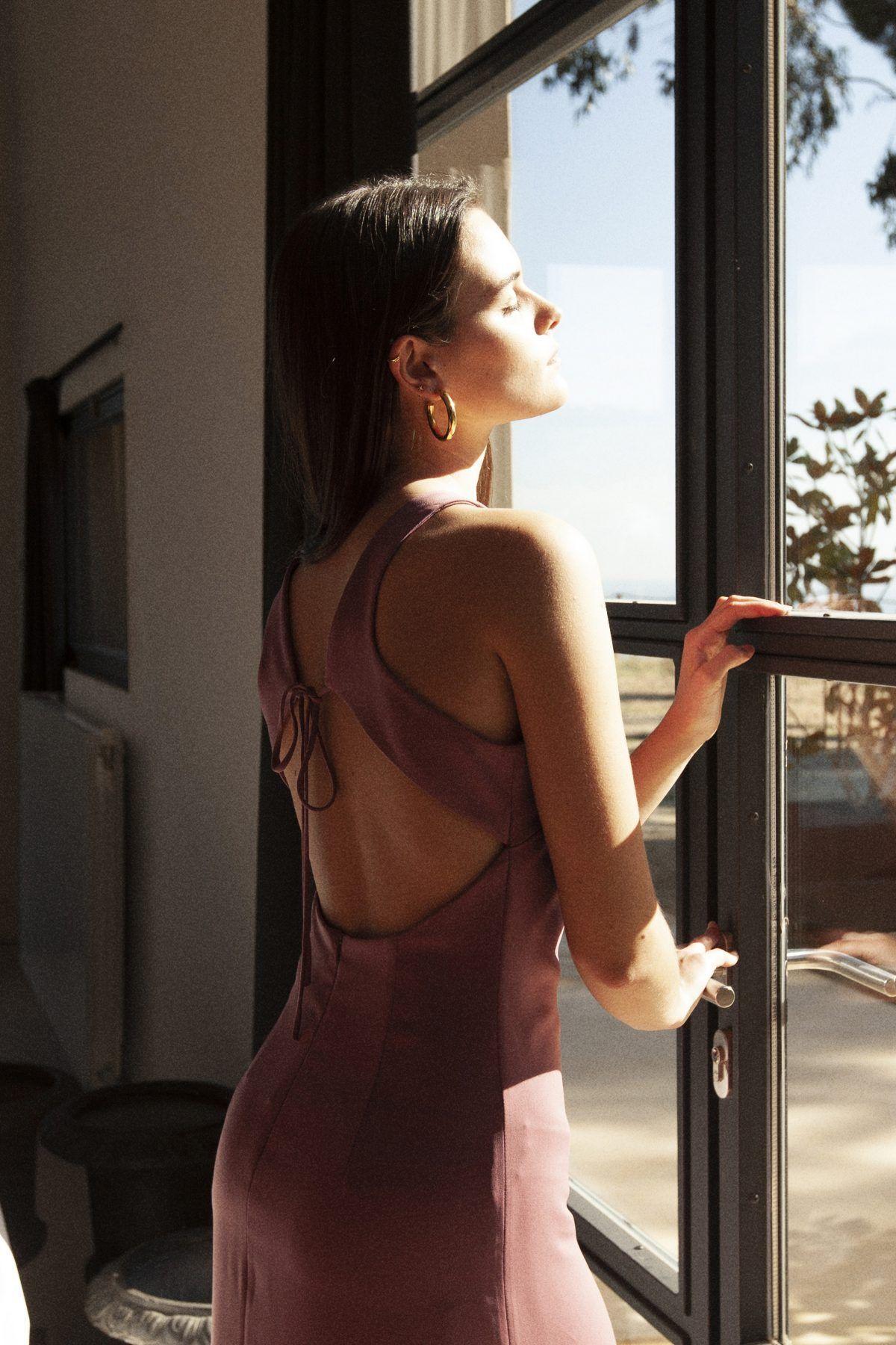 diseñadora-de-moda-Vestido Francesca
