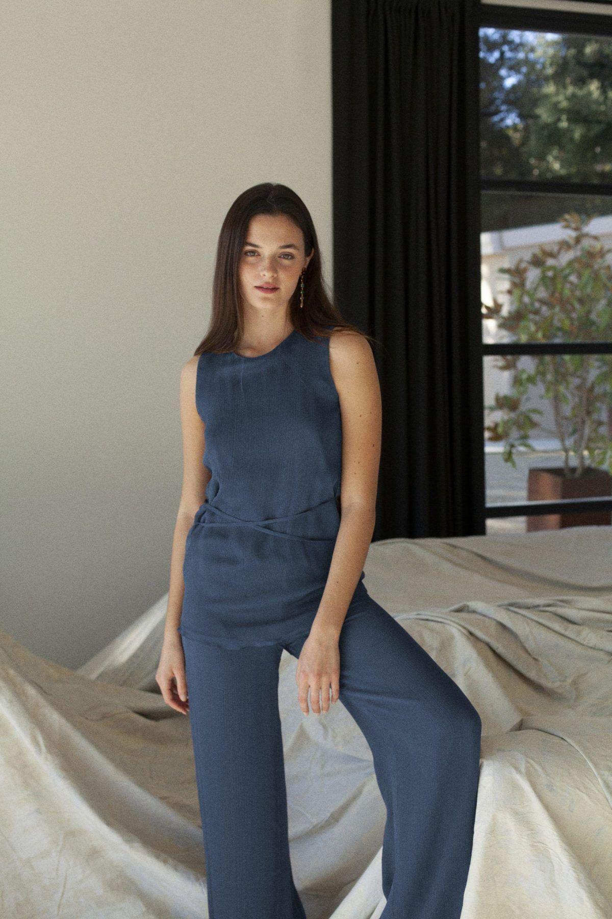 diseñadora-de-moda-Cora Pants