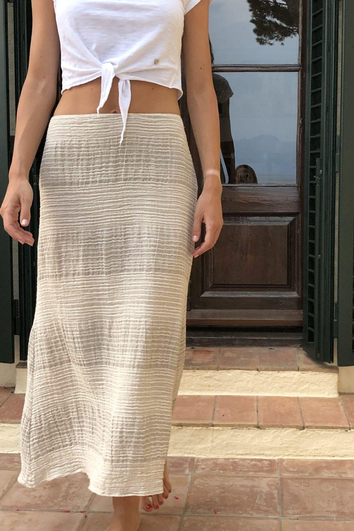 diseñadora-de-moda-Falda Edda