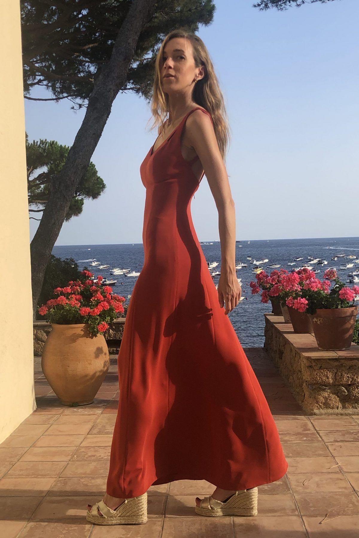 diseñadora-de-moda-Telma Dress