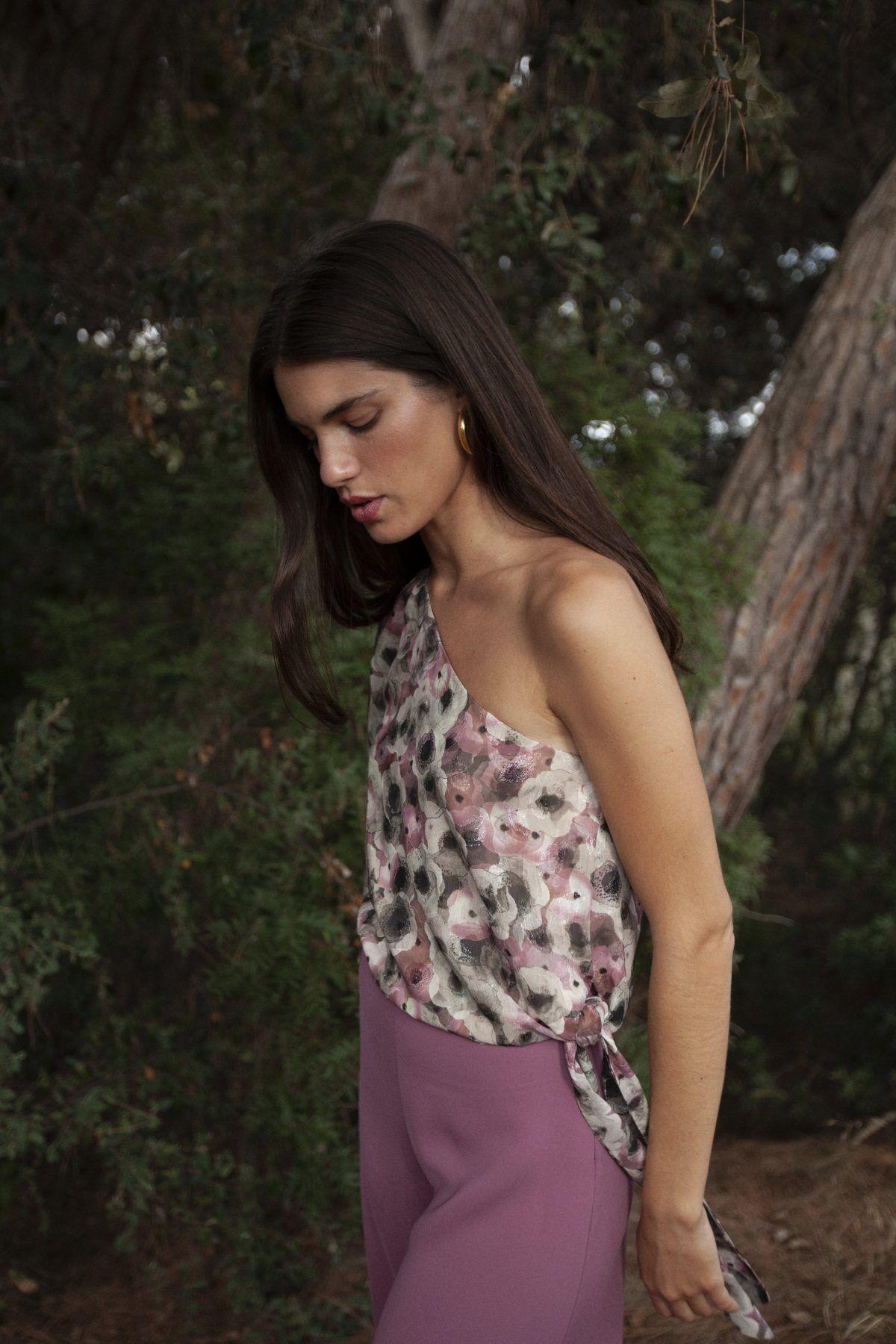 diseñadora-de-moda-Top Kaia Estampado Rosado